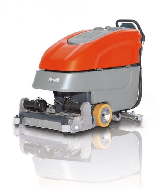Hako Scrubmaster B70 Scrubber: Warehouse/Factory Cleaning Machines