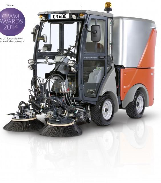 Hako Scrubmaster B70 Scrubber: Car Park Cleaning Machines/Equipment