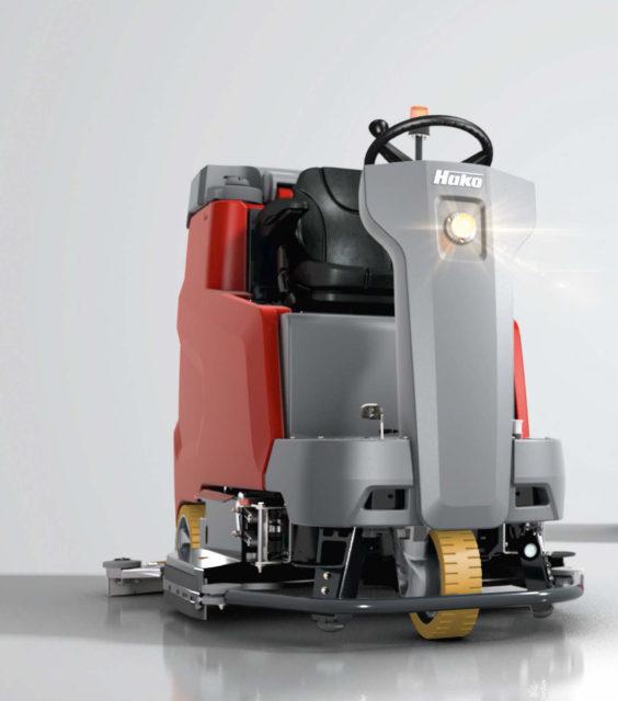 Hako Scrubmaster B70 Scrubber: Leisure