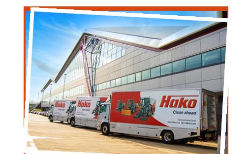 Hako Warehouse
